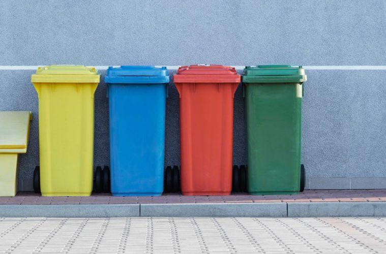 afval scheiden in huis