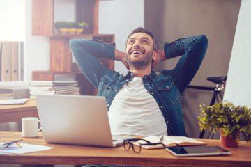 kado voor een workaholic