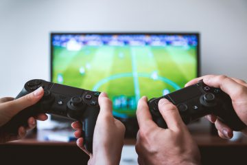 voetbal gadgets en games